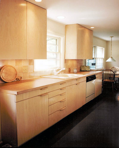 Ash Wood Kitchen Cabinets | Kansas City Kitchen Cabinets