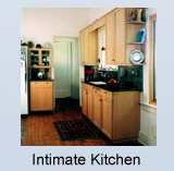 Intimate Kitchen
