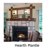 Hearth Mantle
