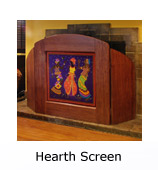 Hearth Screen